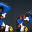 ZA (ZOIDS AGGRESSIVE) - Murasame Liger 1/100 Action Figure(Released) thumbnail 18