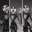 "Legacy of Revoltech - Tokusatsu Revoltech LR-042 ""Nightmare Before Christmas"" Jack Skellington(Pre-order) thumbnail 8"