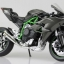 1/12 Complete Motorcycle Model Kawasaki Ninja H2R(Released) thumbnail 3