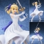 Fate/staynight [Unlimited Blade Works] - Saber White Dress Ver. 1/8 Complete Figure(Pre-order) thumbnail 1