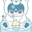Rubber Mascot - Gintama Hata Ouji to Koori no Doubutsu ja! Hen 6Pack BOX(Pre-order) thumbnail 3