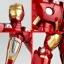 "Legacy of Revoltech - Tokusatsu Revoltech LR-041 ""Avengers"" Iron Man Mark 7(Pre-order) thumbnail 4"
