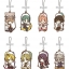 Eformed Mikagura School Suite - Buranko Rubber Strap 8Pack BOX(Pre-order) thumbnail 1