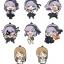 el cute Dagashi Kashi - Trading Rubber Strap 8Pack BOX(Pre-order) thumbnail 1