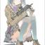 Little Armory LA009 1/12 MP7A1 Type Plastic Model thumbnail 8