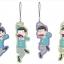 Osomatsu-san - MakiMaki Rubber Strap 7Pack BOX(Pre-order) thumbnail 1