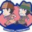 Rubber Mascot Buddy Colle - Osomatsu-san Onaji Kao demo, Mainichi Omoshiroi yona! Hen 6Pack BOX(Pre-order) thumbnail 2
