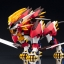 ZA (ZOIDS AGGRESSIVE) 1/100 Hayate Liger Action Figure(Pre-order) thumbnail 5