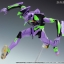 Evangelion: 2.0 You Can (Not) Advance 1/400 General-Purpose Humanoid Battle Weapon Android EVA-01 Test Type Plastic Model(Released) thumbnail 18