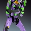 Evangelion: 2.0 You Can (Not) Advance 1/400 General-Purpose Humanoid Battle Weapon Android EVA-01 Test Type Plastic Model(Released) thumbnail 8