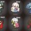 [Bonus] Eformed Mekakucity Actors - PajaChara Rubber Strap Collection Vol.1 6Pack BOX(Pre-order) thumbnail 1