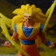 Dracap Memorial 03 Dragon Ball Super - Super Saiyan 3 Son Goku Complete Figure(Pre-order) thumbnail 6
