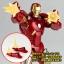 "Legacy of Revoltech - Tokusatsu Revoltech LR-041 ""Avengers"" Iron Man Mark 7(Pre-order) thumbnail 7"