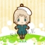 es Series nino Rubber Strap Collection - Hetalia Part.3 Renewal ver. 8Pack BOX(Pre-order) thumbnail 6
