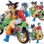 DESKTOP REAL McCOY 05 Dragon Ball Z - Son Goku & Chichi Complete Figure(Pre-order) thumbnail 1