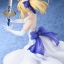 Fate/staynight [Unlimited Blade Works] - Saber White Dress Ver. 1/8 Complete Figure(Pre-order) thumbnail 17