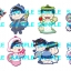 Toy'sworks Collection Niitengomu! - Osomatsu-san Part.2 8Pack BOX(Pre-order) thumbnail 1