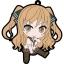 Ao no Kanata no Four Rhythm - Petanko Trading Rubber Strap 8Pack BOX(Pre-order) thumbnail 6