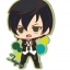 KING OF PRISM - Toji Colle Rubber Clip Badge vol.1 7Pack BOX(Pre-order) thumbnail 3