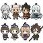 D4 Touken Ranbu Online - Rubber Strap Collection Vol.4 8Pack BOX(Pre-order) thumbnail 1