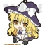 Pentako - Touhou Project Trading Rubber Strap Vol.1 Reprint Edition 8Pack BOX(Pre-order) thumbnail 3