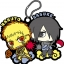 Rubber Mascot - NARUTO Shippuden Sasuke Special! 6Pack BOX(Pre-order) thumbnail 2