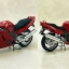 1/12 Complete Motorcycle Model Honda CBR1100XX Super Black Bird (Red)(Released) thumbnail 2