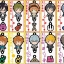 THE IDOLM@STER SideM - Chara Raba-rubber Part.2 10Pack BOX (CANDY TOY)(Pre-order) thumbnail 1