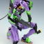 Evangelion: 2.0 You Can (Not) Advance 1/400 General-Purpose Humanoid Battle Weapon Android EVA-01 Test Type Plastic Model(Released) thumbnail 6