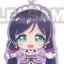 Love Live! - Mu's Te-tsunagi Deformed Keychain 10Pack BOX(Tentative Pre-order) thumbnail 8