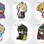 [Bonus] Eformed Mekakucity Actors - PajaChara Rubber Strap Collection Vol.2 6Pack BOX(Pre-order) thumbnail 1