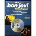 PLAY GUITAR WITH BON JOVI with CD backing tracks