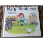 """My """"g"""" Book MY FIRST STEPS TO READING"""