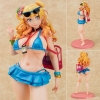 Oshiete! Galko-chan - Swimsuit Galko-chan 1/6 Complete Figure(Pre-order)