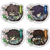 es Series nino Clear Brooch Collection - Hakuouki the Movie 8Pack BOX(Pre-order)