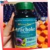 Artichoke Standardized Extract 350mg./100 Capsules(Puritan 's Pride)