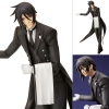 mensHdge technical statue No.19 Black Butler: Book of Circus - Sebastian Complete Figure(Pre-order)