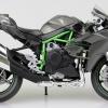 1/12 Complete Motorcycle Model Kawasaki Ninja H2(Released)