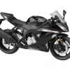 1/12 Complete Motorcycle Model Kawasaki Ninja ZX-6R 2014 (Black)(Released)