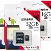 KINGSTON MICRO SD CARD (CLASS 10)