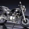 1/12 NAKED BIKE No.01 Kawasaki Zephyr Plastic Model(Back-order)