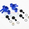 ALUMINIUM FRONT/REAR KNUCKLE ARM WITH NMB BEARINGS - 1PR SET