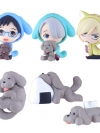 "Chara-Forme - ""Yuri on Ice"" Swing Mascot Collection 6Pack BOX(Pre-order)"