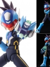 4 Inch Nel - Mega Man Star Force: Shooting Star Mega Man Action Figure(Pre-order)