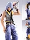 Static Arts Gallery - Kingdom Hearts II: Riku Complete Figure(Pre-order)