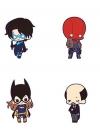 Rubber Strap Collection - Batman Family 8Pack BOX(Pre-order)