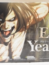 Attack on Titan - Eren Yeager Titan Ver. Plastic Model
