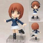 Cu-poche - Girls und Panzer: Miho Nishizumi Posable Figure(Pre-order)