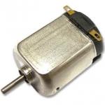 DC Motor มอเตอร์ 3-6 Volt