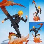 """Figuarts ZERO - Sanji -Diable Jambe Premier Hache- """"ONE PIECE""""(Pre-order)"""